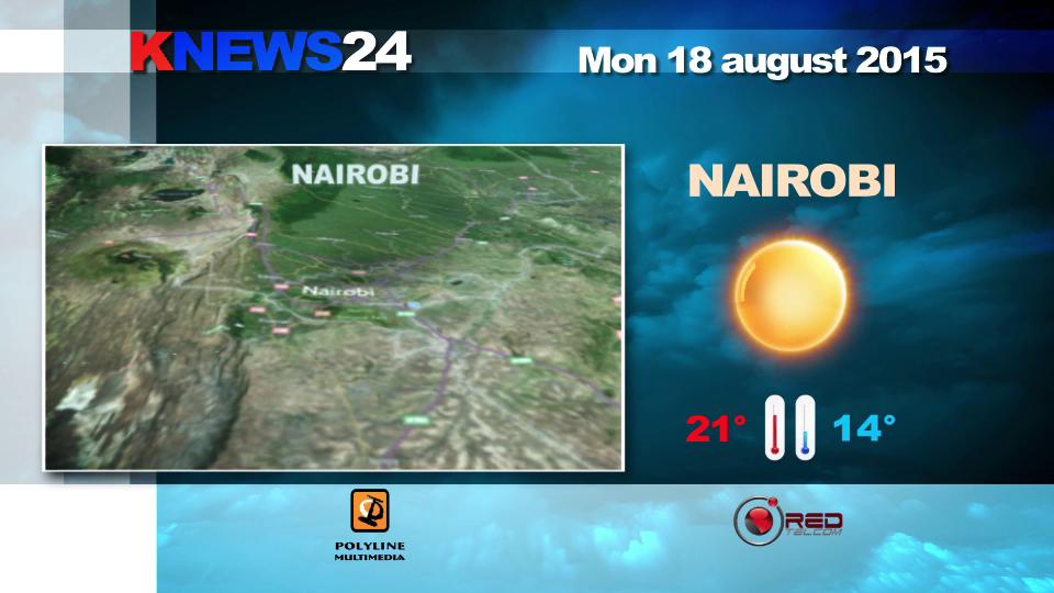 WEATHER BROADCASTING KENYA