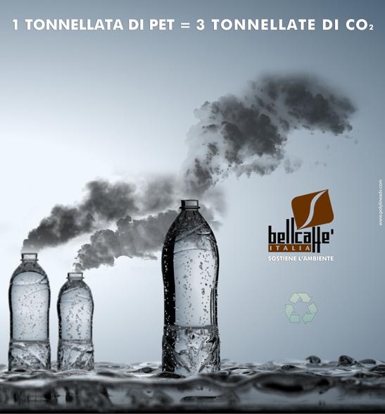 Bellcaffe sostiene l'ambiente flyer (2)