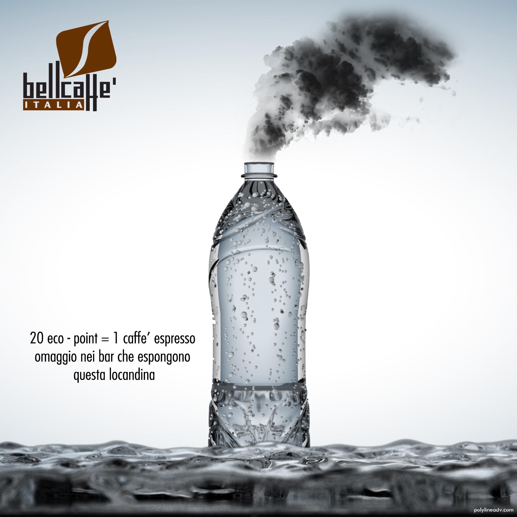 Bellcaffe sostiene l'ambiente flyer (5)